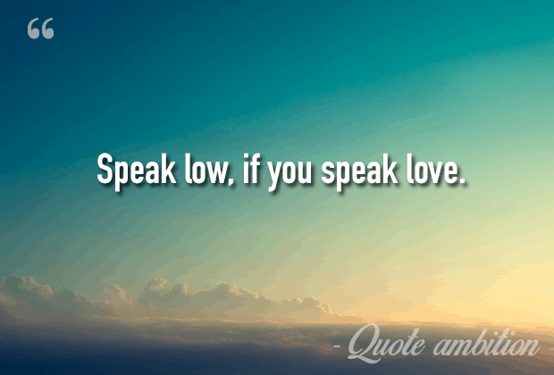 Best Short Quotes Love