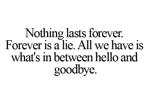 Goodbye Quotes farewell