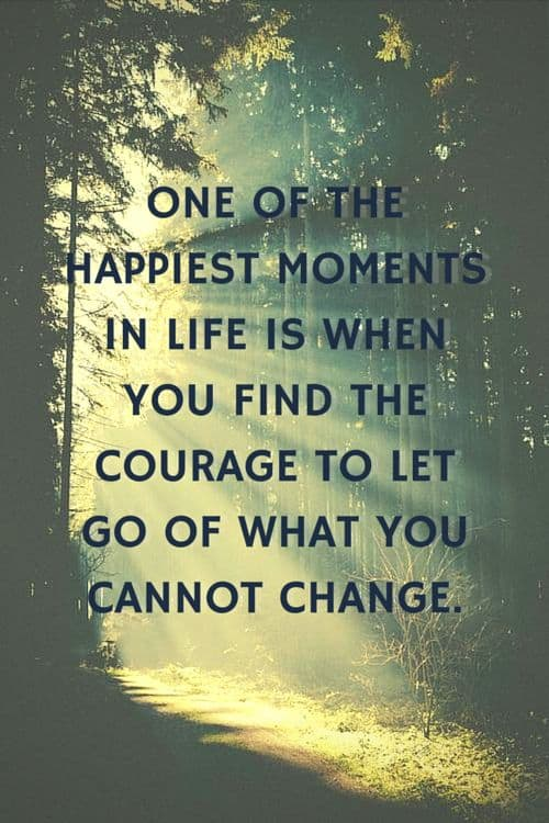Let Go Move On Quotes