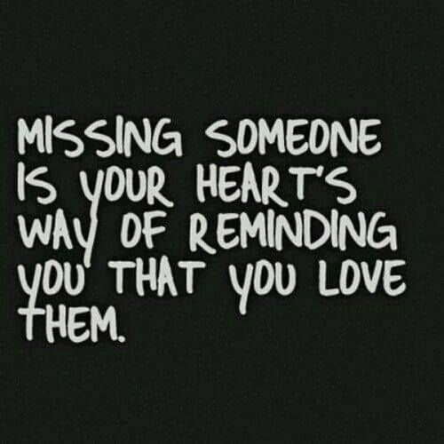 I Miss You Quotes Missing Someone