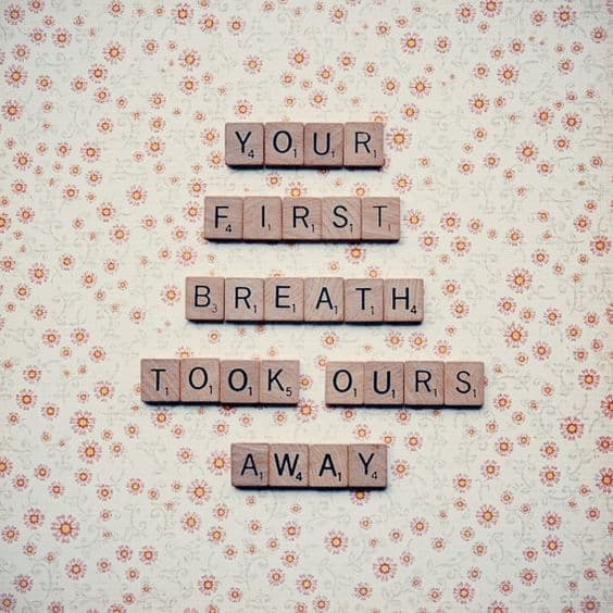 Sweet Baby Quotes