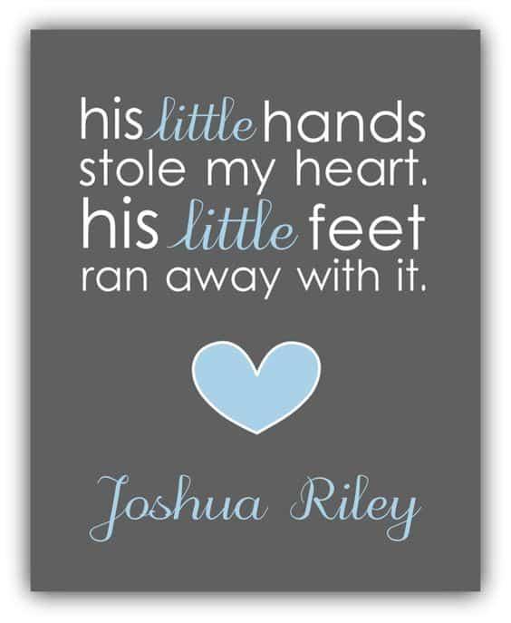 Baby Quotes Best
