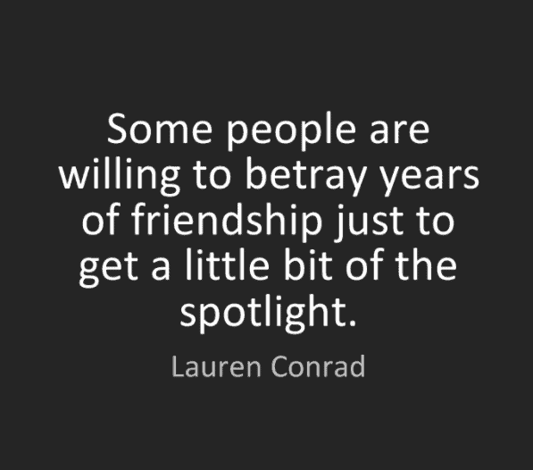 betrayal quotes betray friendship