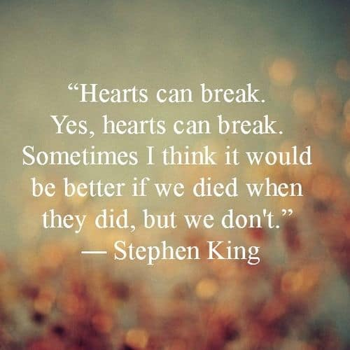 Broken Heart Quotes