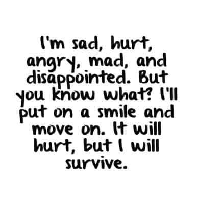Hurt Quotes