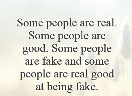 Quotes on fake friends people