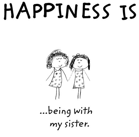 Sister Quotes Happiness