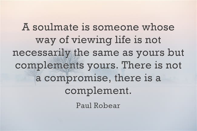 best soulmate quote