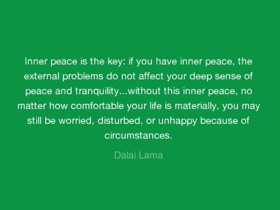 dalai lama quote on peace