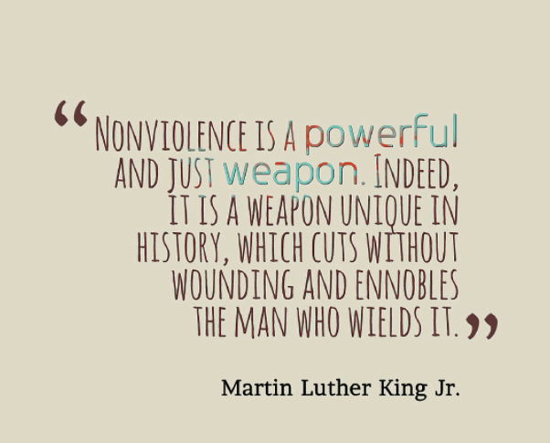 martin luther king quote saying