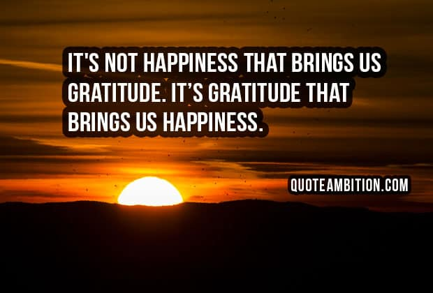 gratitude quotes and grateful sayings