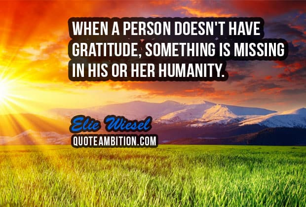 gratitude and be grateful quotes