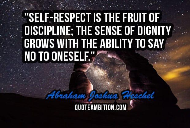 respect quote