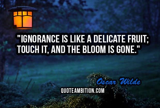 ignorance quotes